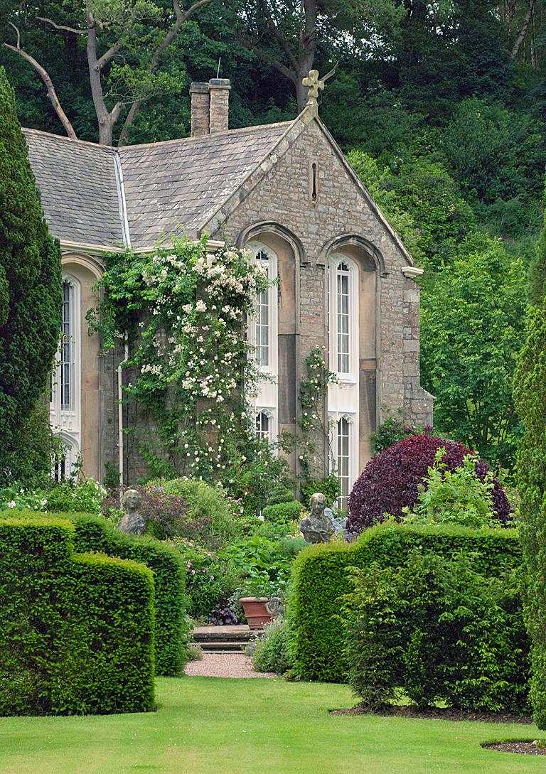 Gresgarth Hall The Loveliest Garden I Have Ever Seen