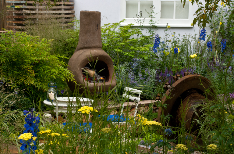 Hampton court palace flower show 2012 my pick of the low for Hamptons home garden design