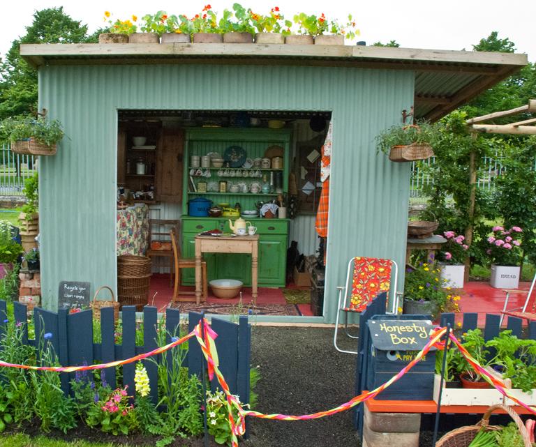 Preserving the Community Garden | Lisa Cox Garden Designs Blog