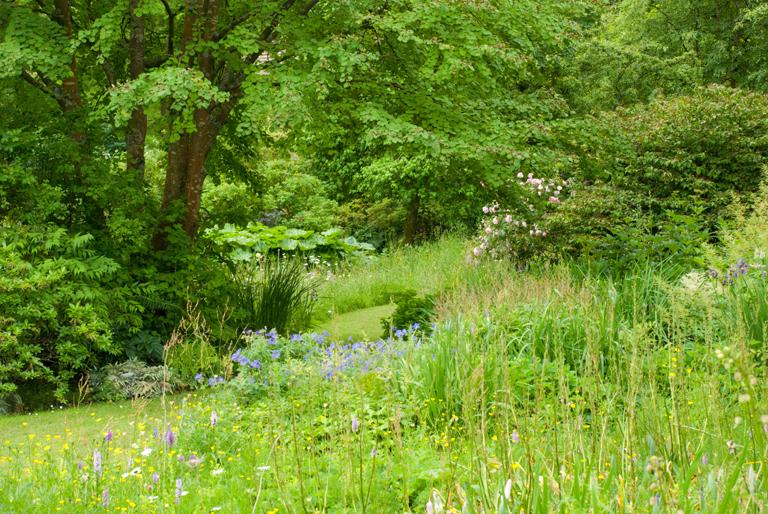 Gresgarth hall the loveliest garden i have ever seen for Tuin aanleggen tips