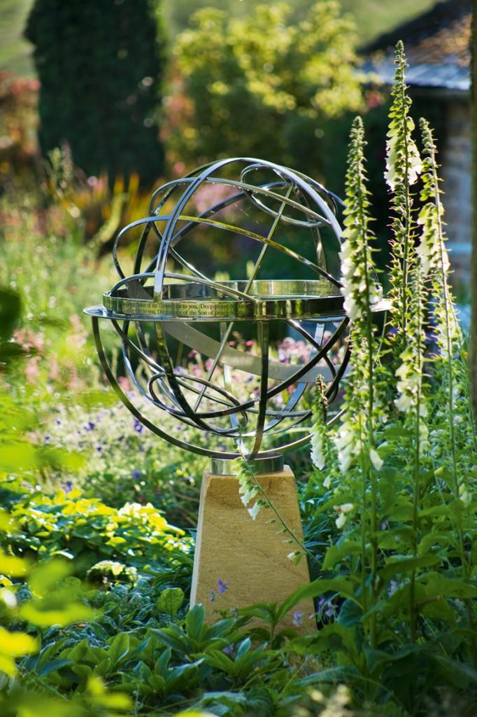 Handmade Garden Sculpture By David Harber Lisa Cox