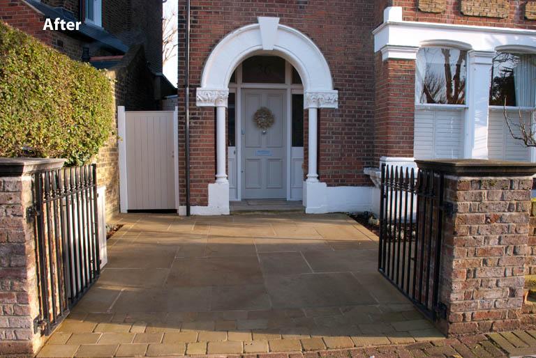 the front garden - Front Garden Ideas London