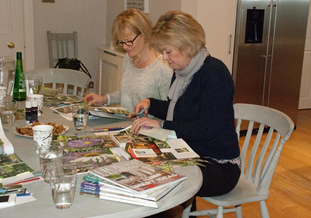 The Decor Cafe & Lisa Cox - Design Your Own Garden workshop