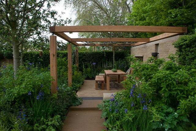 Homebase Garden Chelsea 2013 Adam Frost