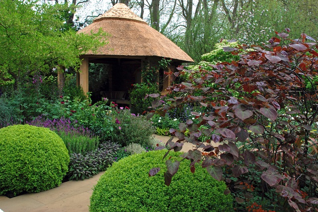 Roger Platts | Lisa Cox Garden Designs Blog