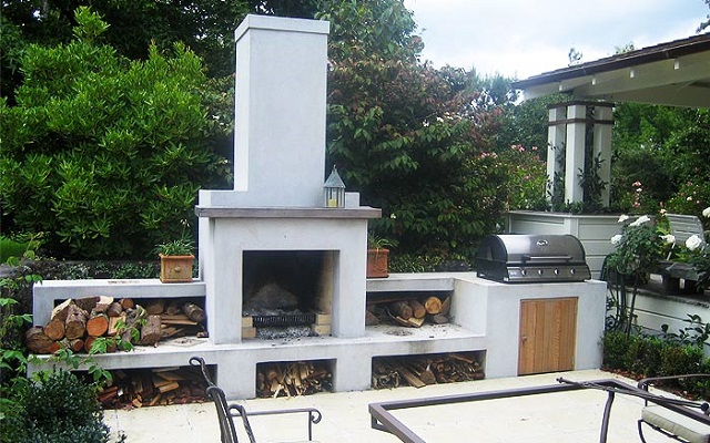 Wood Burning Stove Lisa Cox Garden Designs Blog