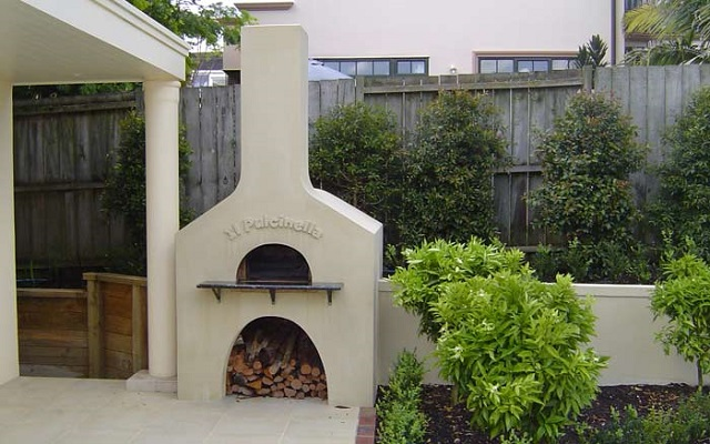 Bespoke Alfresco Pizza Oven