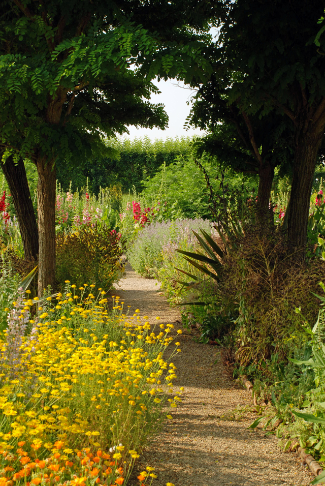The Herb Garden Loseley Park Lisa Cox Designs