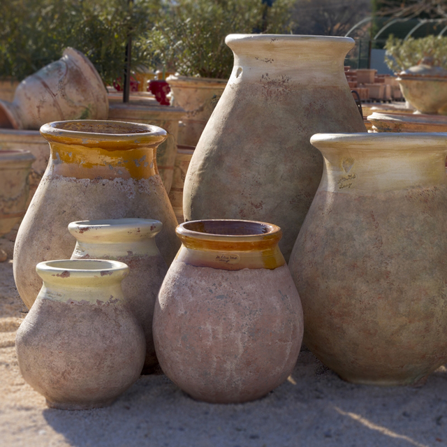 Jars of provence by Poterie Le Chene Vert