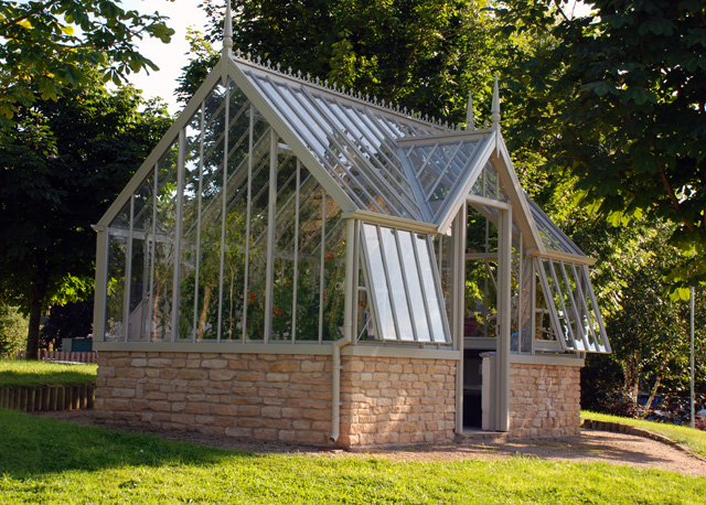 The Mottisfont Greenhouse by Alitex National Trust Collection
