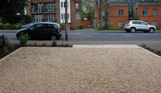Driveway Sutton Lisa Cox Garden Designs