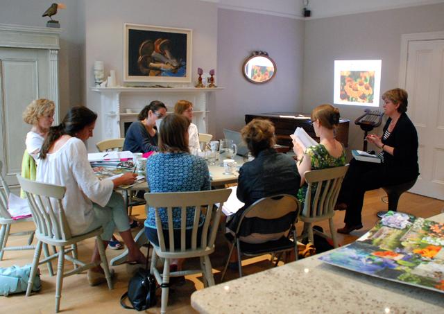 Create your garden course Lisa Cox The Decor Cafe Week 3
