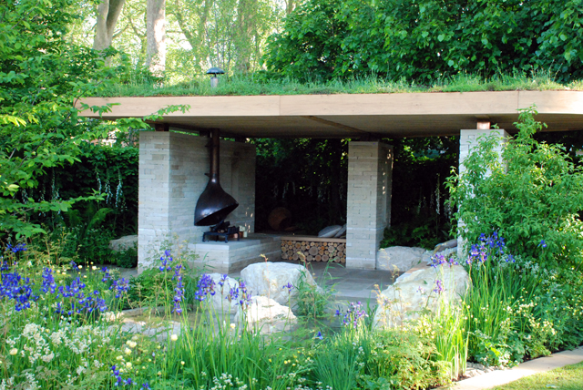 Homebase Show Garden RHS Chelsea 2014 Lisa Cox