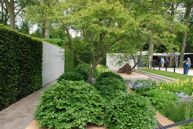 Laurent Perrier Garden Chelsea 2014 Lisa Cox Designs