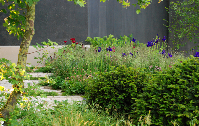 No Man's Land Garden RHS Chelsea Flower Show Lisa Cox