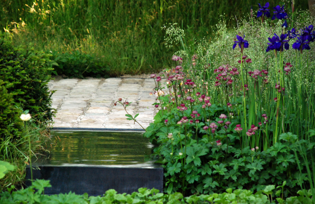 No Man's Land Gdn RHS Chelsea Lisa Cox Designs
