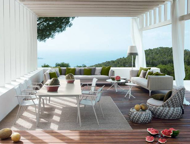Dedon Furniture Collection