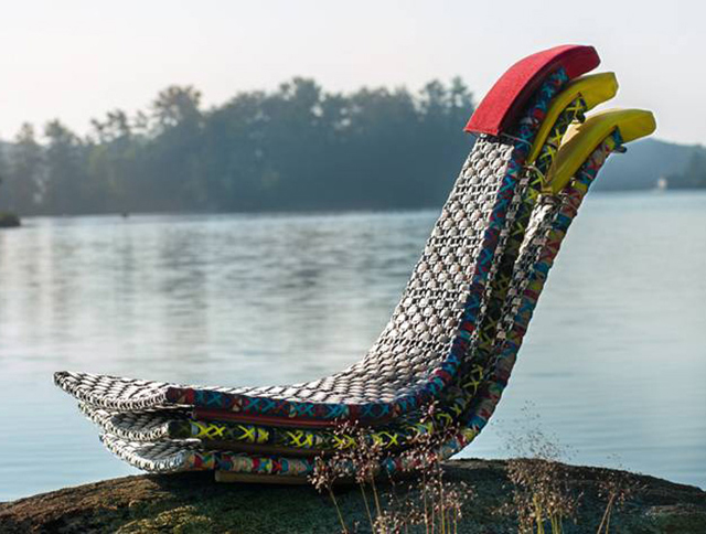 Fedro lounger by Dedon
