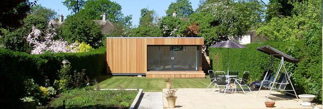 Garden room Green Studios