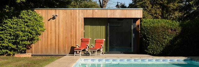 Garden studio Barker