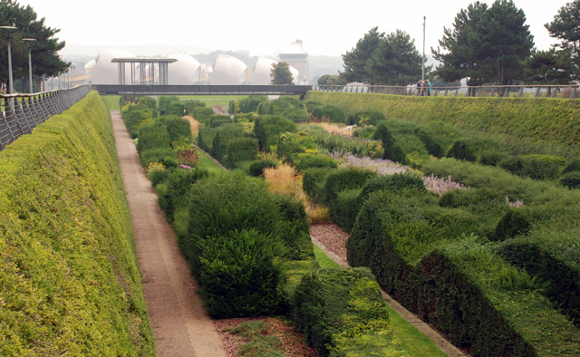 Thames Barrier Park Lisa Cox