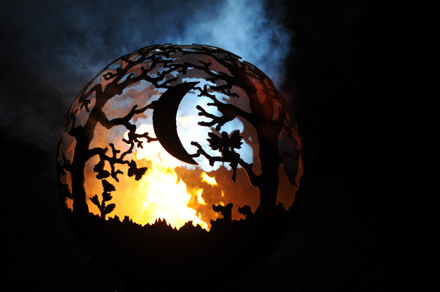 The Fairy Ball by The Firepit Company