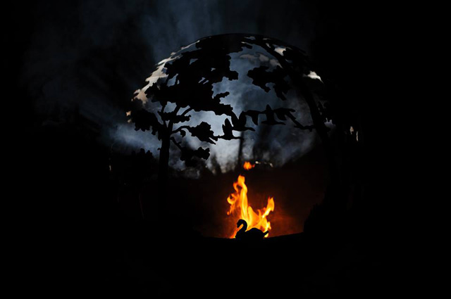 Wilderness Ball by The Firepit Company