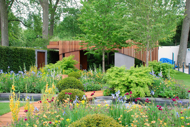 Homebase Garden 2015 RHS Chelsea 2015