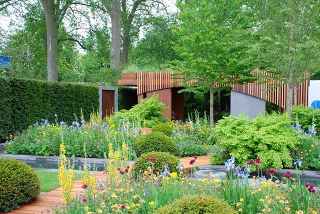 Homebase garden 2015 RHS Chelsea Lisa Cox