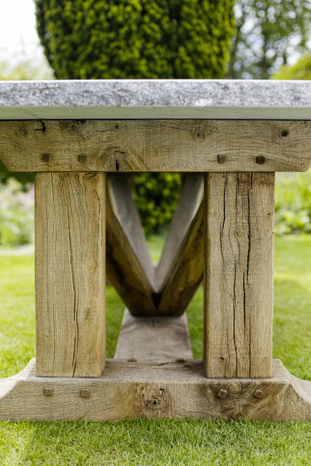 Oxenwood oak table