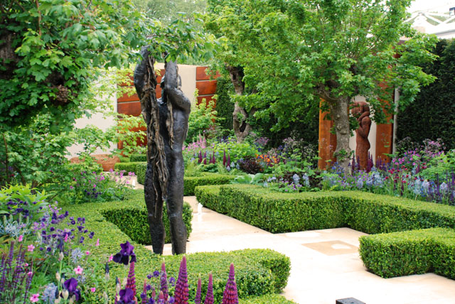 The Morgan Stanley Garden RHS Chelsea 2015 Lisa Cox