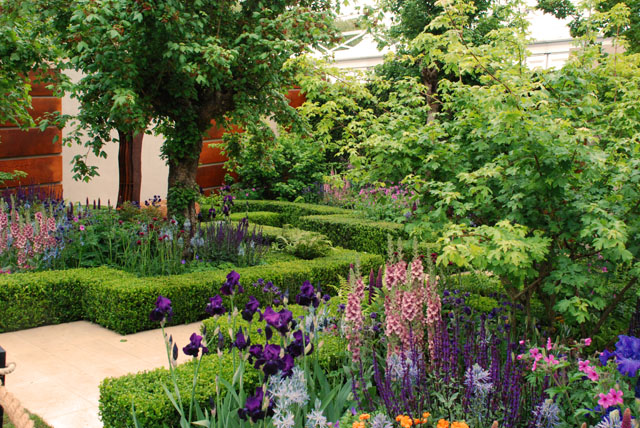 The Morgan Stanley Gdn RHS Chelsea 2015 Lisa Cox