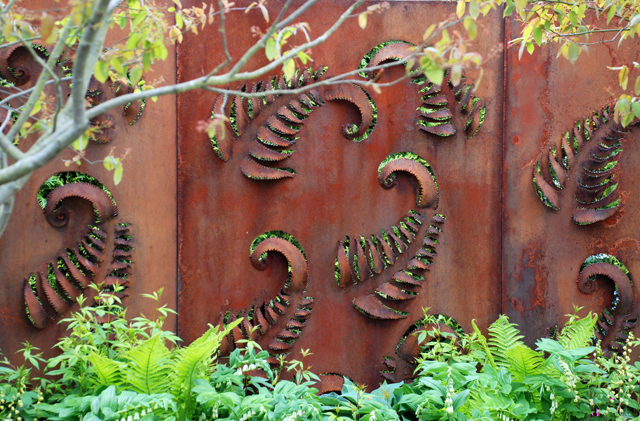 Whatley Manor garden RHS spring show Malvern 2015 Lisa Cox