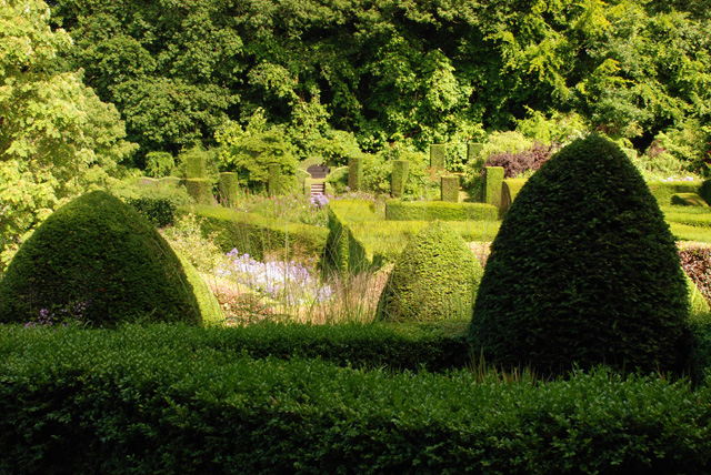 Veddw Garden Lisa Cox Designs