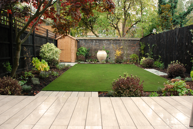 Garden design for small gardens lisa cox garden designs blog - Landscape design for small spaces style ...