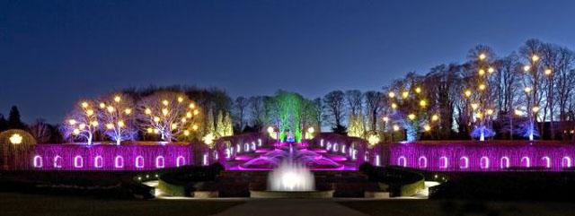 Alnwick garden Visit Northumberland