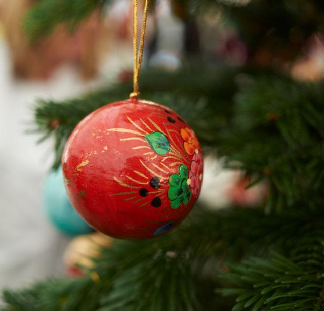 Chelsea Physic Garden Crafty Christmas Creations