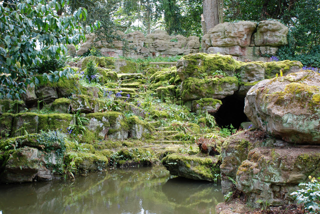 Fernery at Highnam Court Lisa Cox Designs