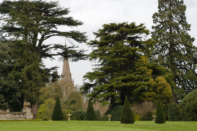 Highnam Church Lisa Cox Garden Designs