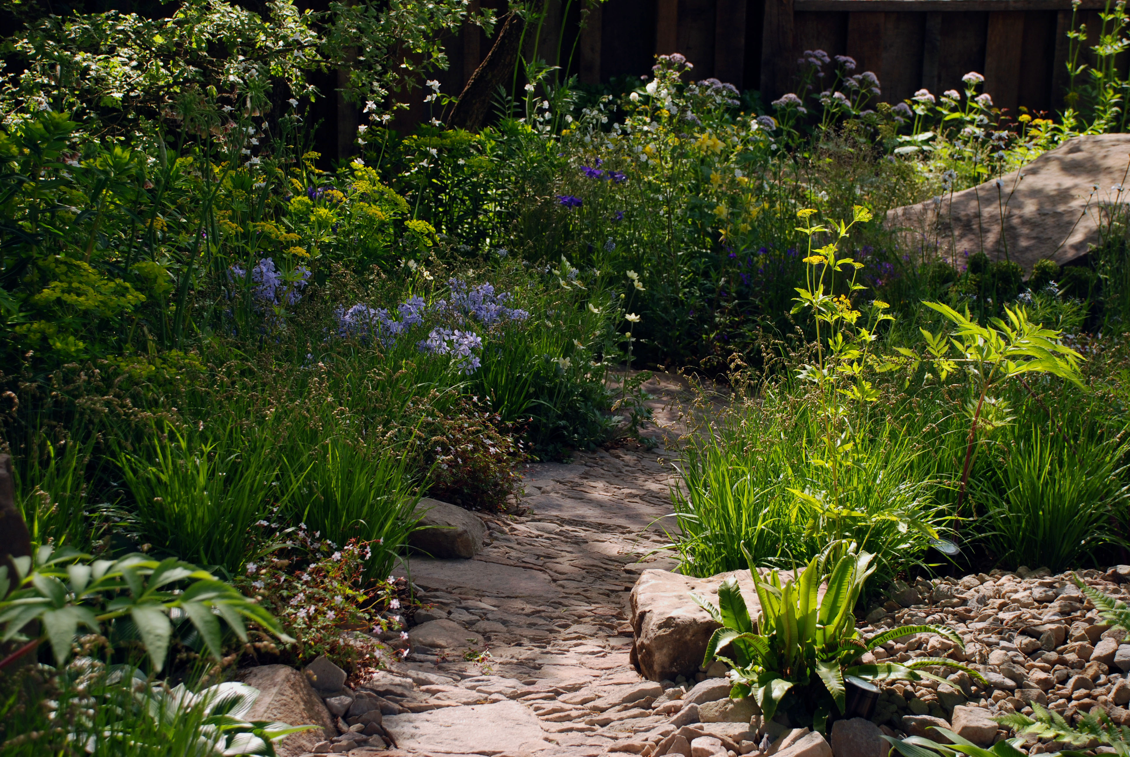 M&G Garden RHS Chelsea Flower Show 2016 Lisa Cox