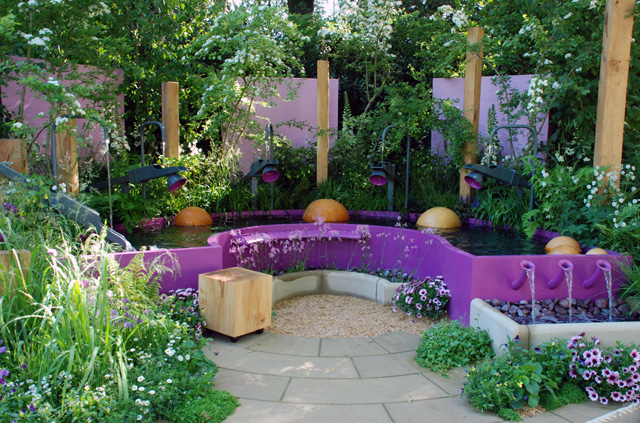 Papworth Trust Together We Can Garden RHS Chelsea 2016 Lisa Cox