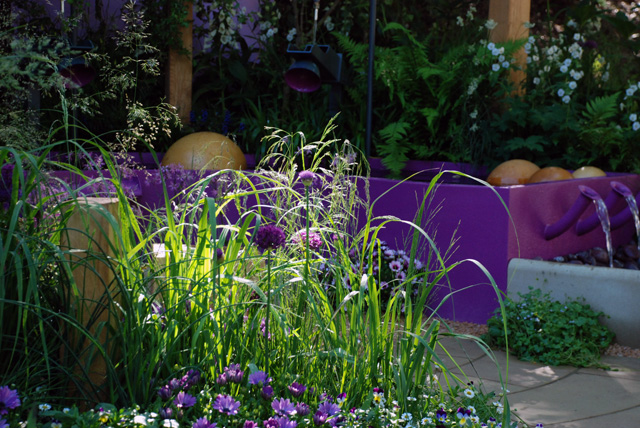 Papworth Trust Together We Can Gdn RHS Chelsea 2016 Lisa Cox