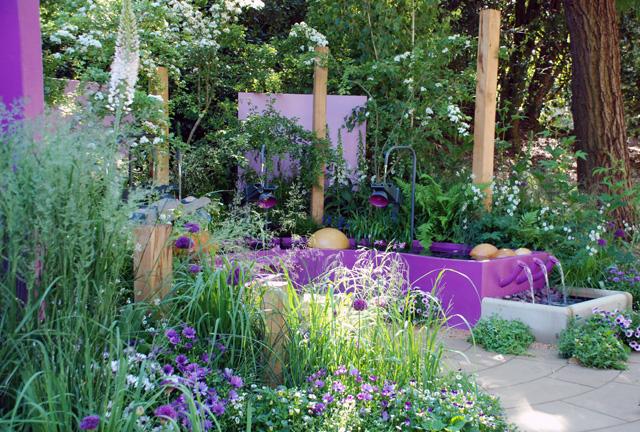 Papworth Trust garden RHS Chelsea 2016 Lisa Cox