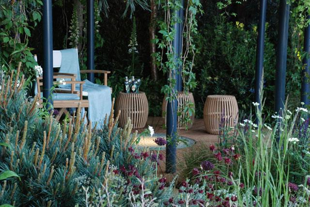RHS Chelsea Beauty of Mathmatics Garden 2016 Lisa Cox