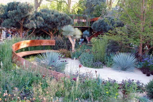 RHS Cheslea 2016 Winton Mathematics Garden Lisa Cox