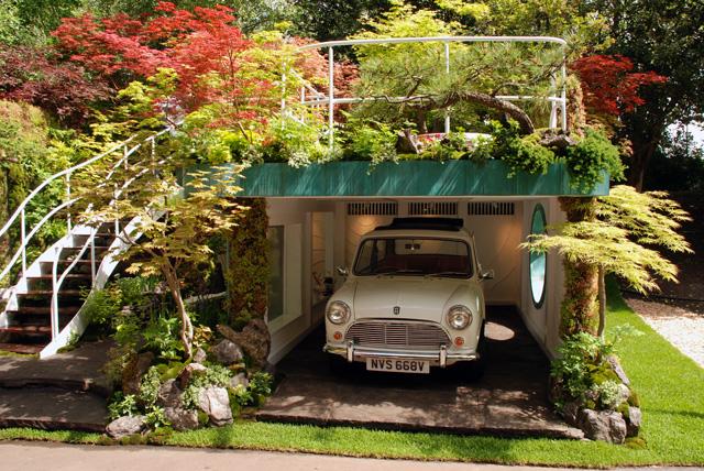 Senri-Sentei Garage Garden Chelsea 2016 Lisa Cox