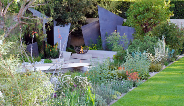 The Telegraph Garden by Andy Sturgeon RHS Chelsea 2016 Lisa Cox