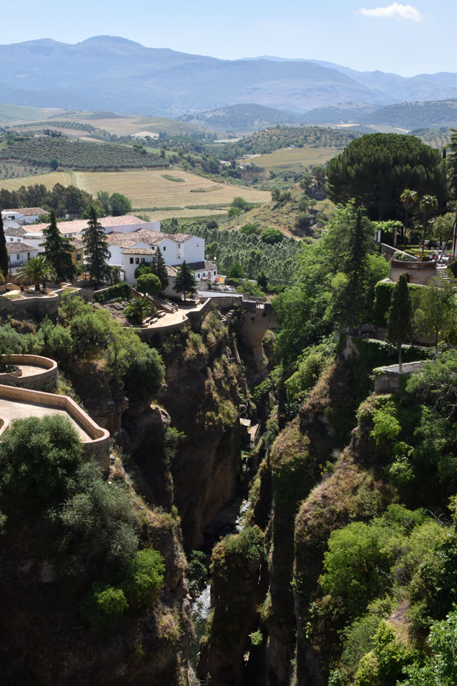 Gorge at Ronda Lisa Cox Garden Designs