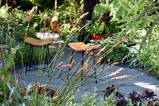 RHS Hampton 2016 Summer Garden Bowel Disease UK Lisa Cox