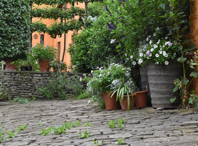 Cobbles & stone walls Allt-y-bela Lisa Cox